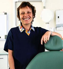 Dr. Ina Van Der Merwe