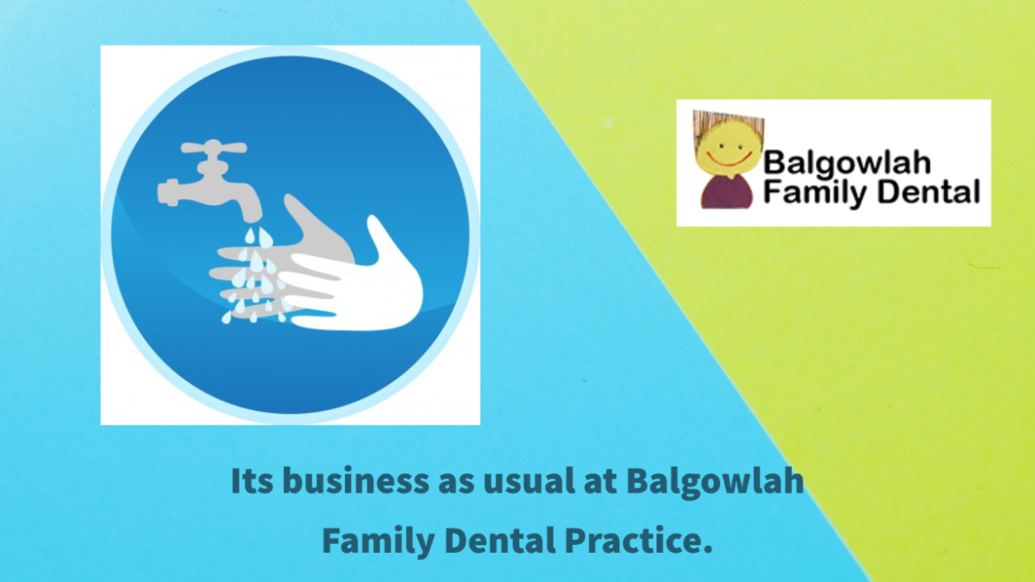 Its business as usual at Balgowlah Family Dental Practice